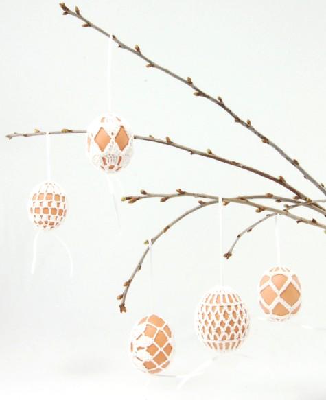 оформления пасхальных яиц.