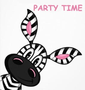 zebra party copy